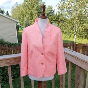 NEW Loft Pink Blazer